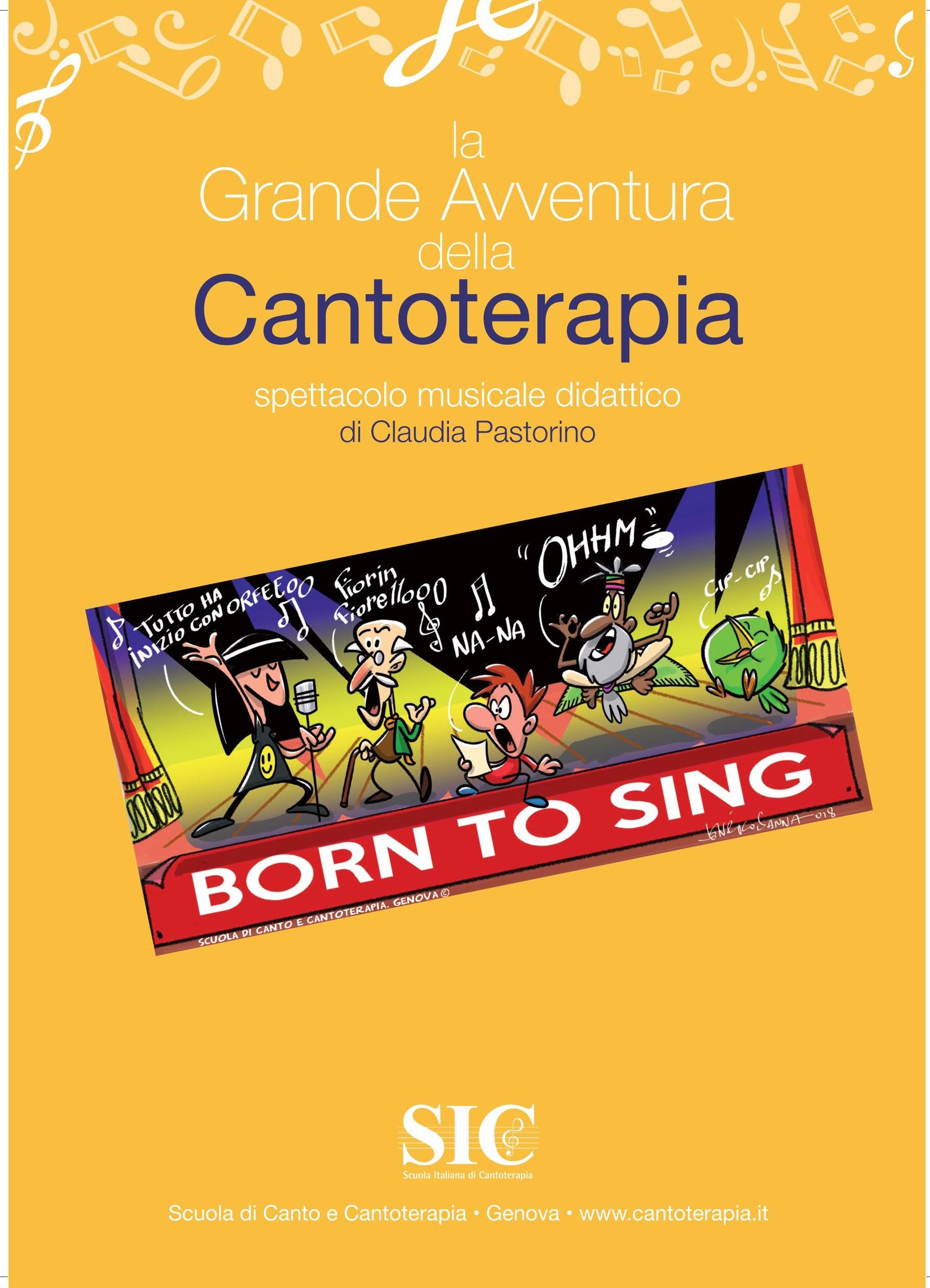 Home Sic Scuola Italiana Di Cantoterapia